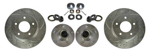 1971-1987 Chevrolet C10 Truck Disc Brake Floating Rotors HUB 5X5 5x127 - Source Automotive Engineering