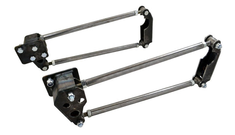 Weld On Parallel 4 Link Suspension Kit - Source Automotive Engineering