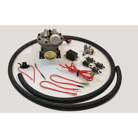 12 Volt Electric Vacuum Pump For Brake Booster - SAE-Speed