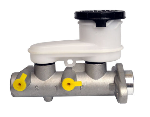 Aluminum Master Cylinder 1 Inch Bore Left And Right Side Ports - Source Automotive Engineering