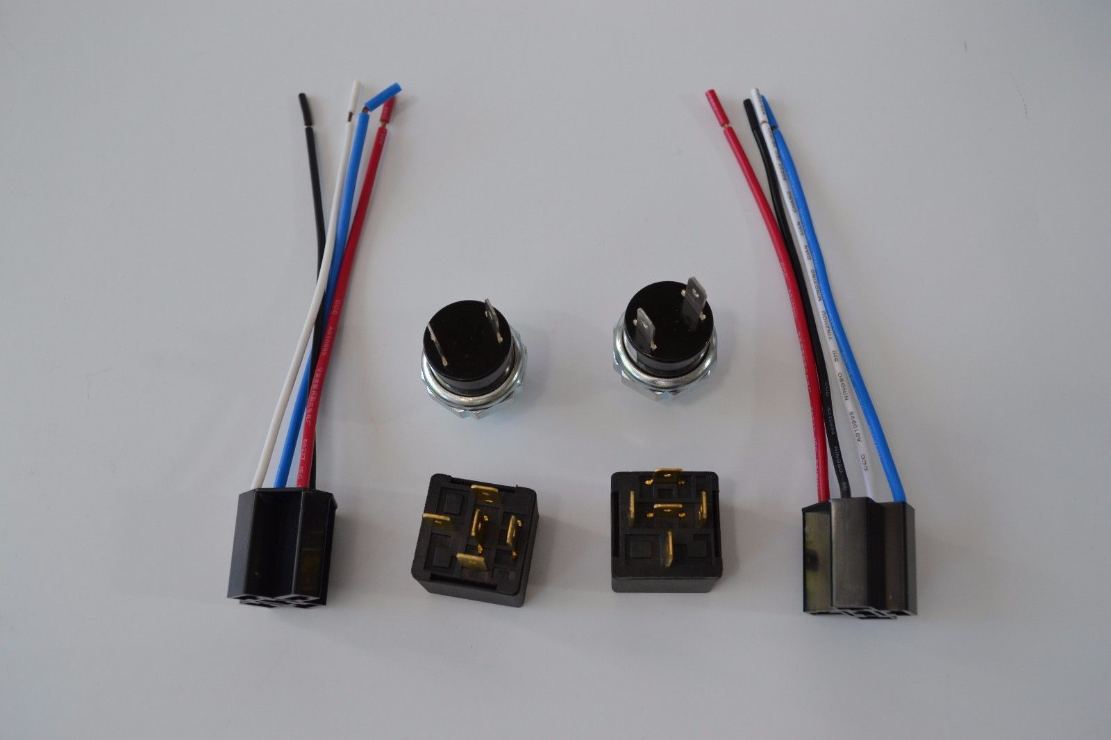 480C Air Compressor Chrome Shut Off Switches Relays Air Bags Air Horn 200psi - Source Automotive Engineering