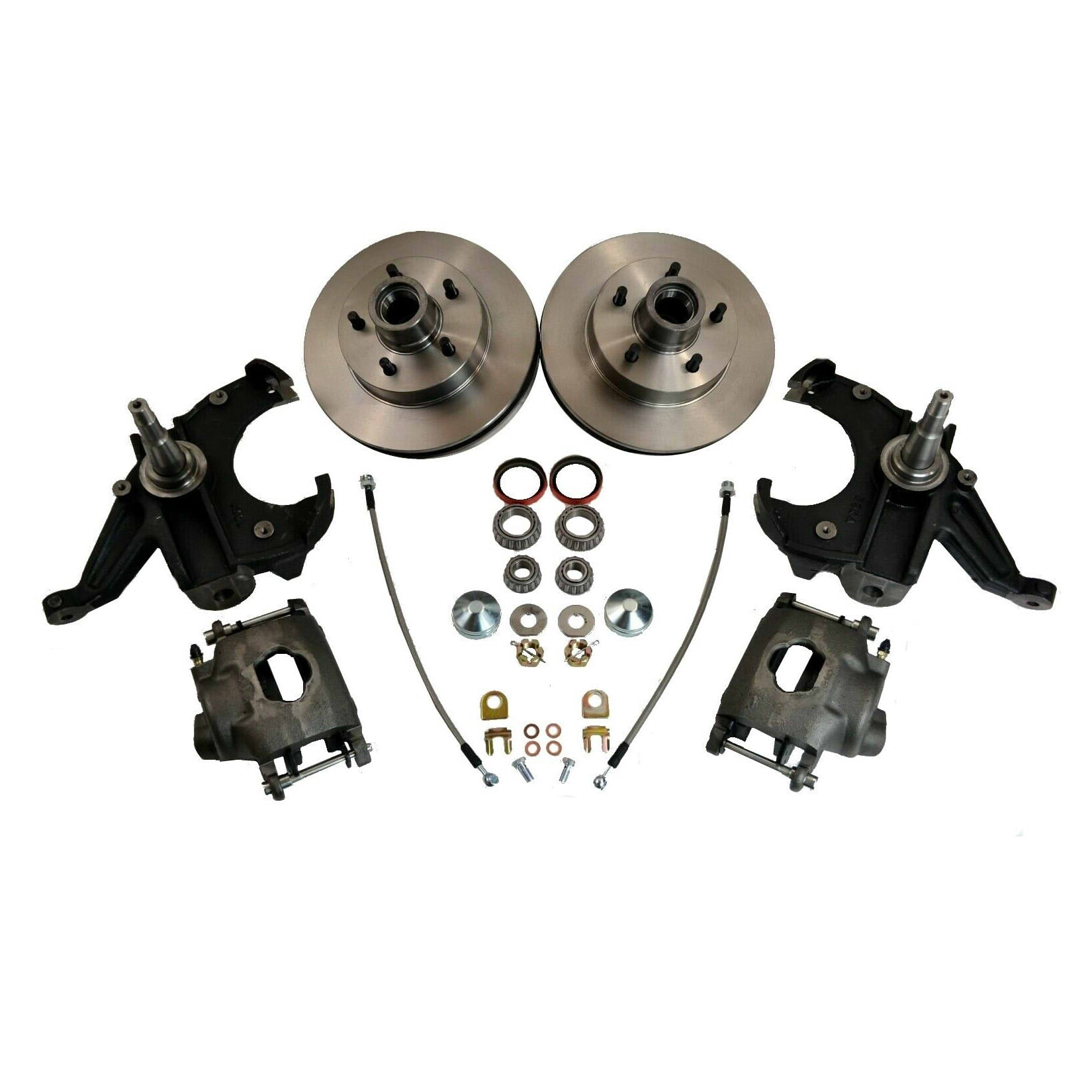 Chevrolet GM C10 C15 Truck 1973-87 Disc Brake Kit 2 5