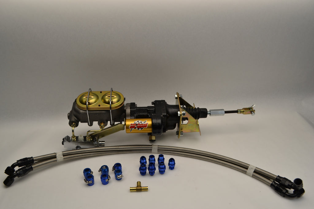 1964-72 Chevy Chevelle Brake Hydro-Boost KIt - SAE-Speed