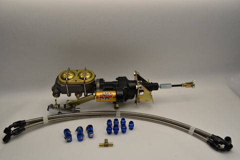 1964-72 Chevy Chevelle Brake Hydro-Boost KIt - Source Automotive Engineering