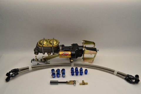 1958-64 Chevy Impala & 1958-72 Biscayne Hydro-Boost Brake Kit - Source Automotive Engineering