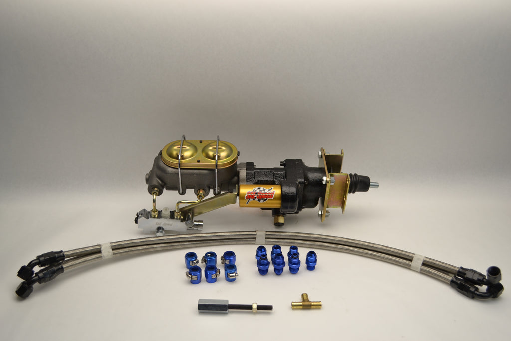 1964-66 Ford Mustang Hydro-Boost kit - SAE-Speed