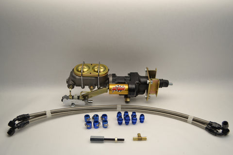 1964-66 Ford Mustang Hydro-Boost kit - Source Automotive Engineering