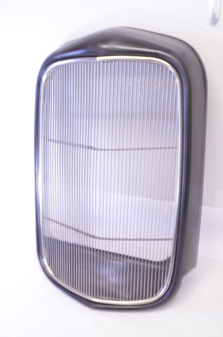 1932 Ford Original Style Grille Shell Smooth No Holes - Source Automotive Engineering