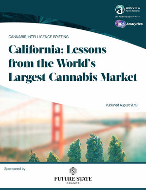 California: Lessons from the World's Largest Cannabis Market