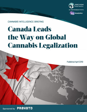 Canada Leads the Way on Global Cannabis Legalization