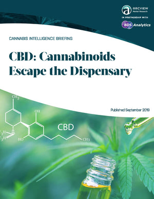 CBD: Cannabinoids Escape the Dispensary