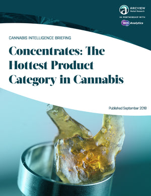 Concentrates: The Hottest Product Category in Cannabis