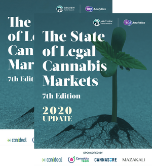 The State of Legal Cannabis Markets, 7th Edition w/ 2020 Update