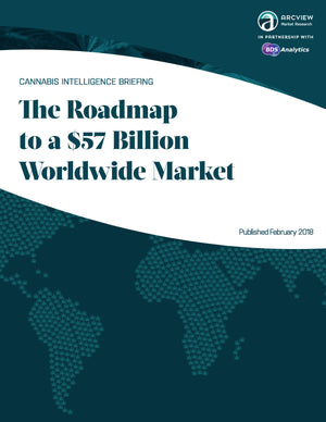 The Roadmap to a $57 Billion Worldwide Market