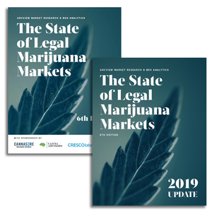 The State of Legal Marijuana Markets – 6th Edition w/ 2019 Update