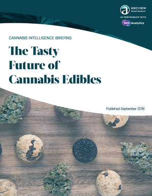 The Tasty Future of Cannabis Edibles