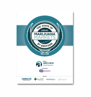 "Full Report - ""The State of Legal Marijuana Markets - 5th Edition"" - NOW AVAILABLE"