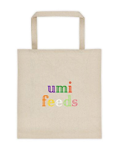 Umi Feeds Tote Bag