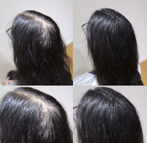 Hair Building Fibres - Light Brown
