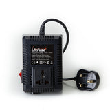 LiteFuze 500 Watt Voltage Converter Transformer LC-500