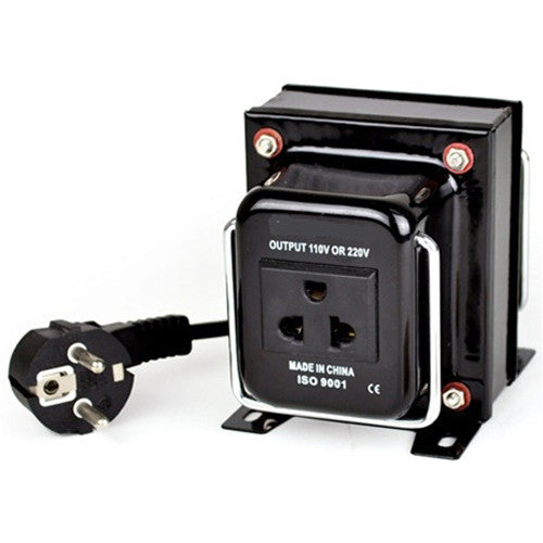 500 Watt Step Up / Down Voltage Converter Transformer THG-500