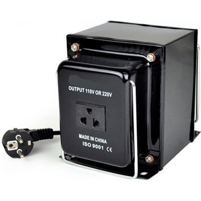 2000 Watt Step Up / Down Voltage Converter Transformer Seven Star THG-2000