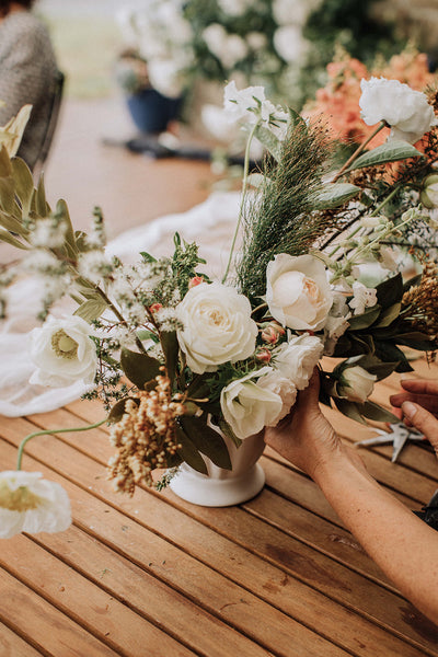 OPEN FLORAL WORKSHOP - MARCH 2nd 2019