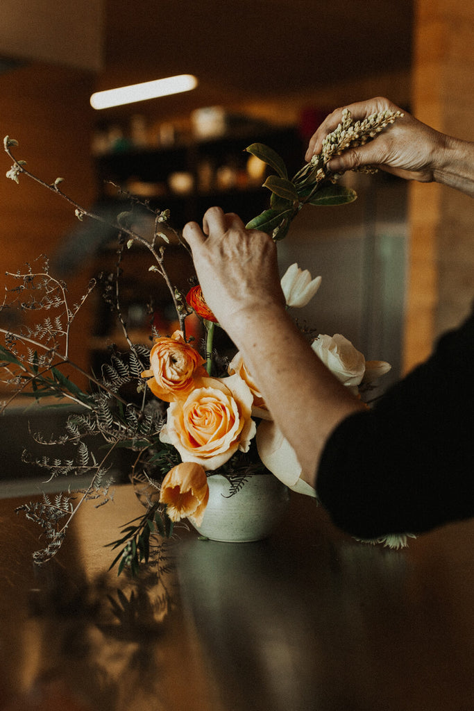 ONE ON ONE FLORAL WORKSHOP