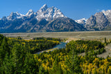 Grand Teton NP Workshop, Oct 9th-13th 2020