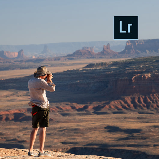 Approaching The Scene - Core Course, for Lightroom