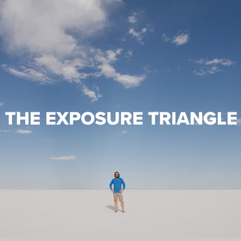 Approaching The Scene - Exposure Triangle Video