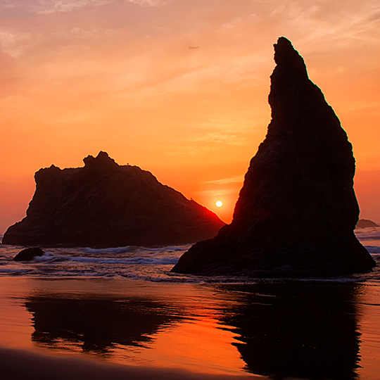 Bandon, Oregon Workshop May 4th-6th