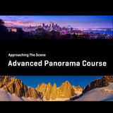 Approaching The Scene - Advanced Panorama Course for Lightroom and Photoshop