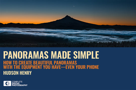 Panoramas Made Simple eBook