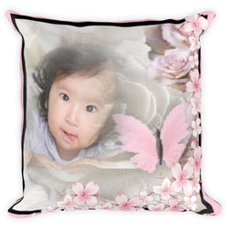 Pillow - Emmanuel Square Pillow