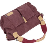 New Style Causal Canvas Messenger Bag - Levi Emmanuel