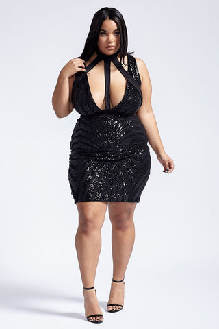Plus Size Bring It On Dress