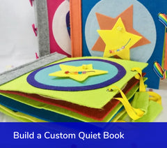 Custom Quiet Book
