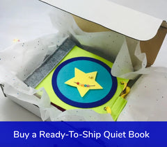 Buy a Quiet Book for Kids