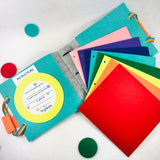 DIY Quiet Book Kit