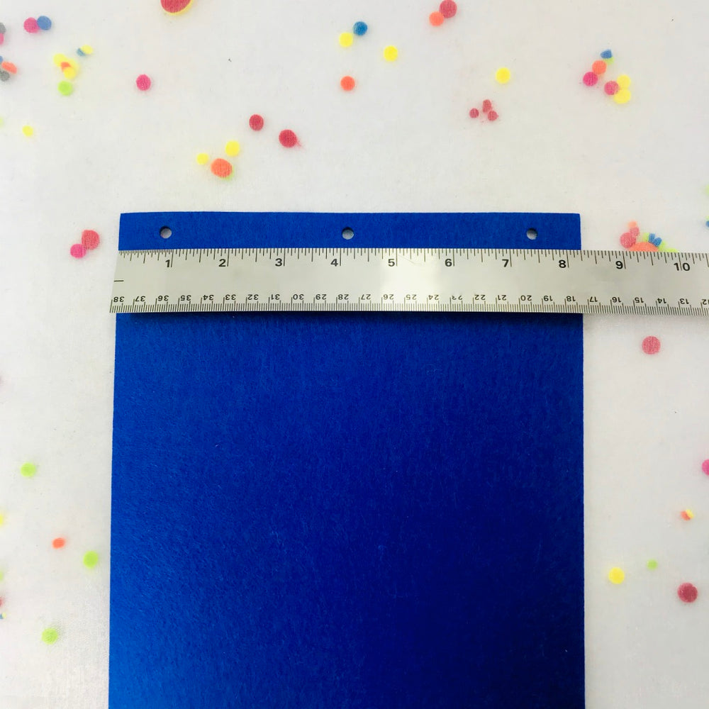 Blank Pages for DIY Quiet Books