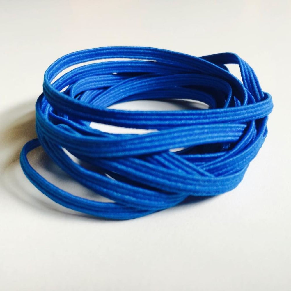 Red Skinny Elastic Blue Craft Supplies