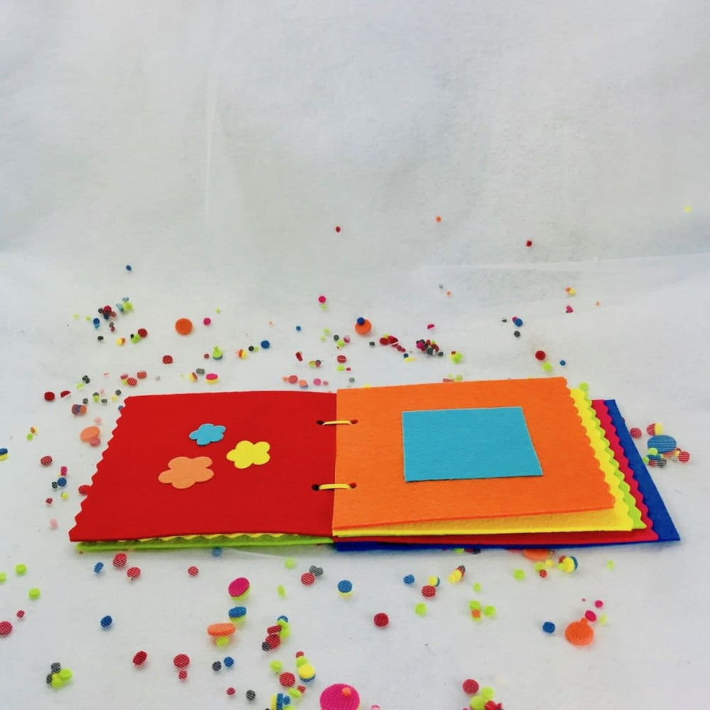 Shapes Book Educational Toys