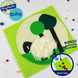 Wooly Sheep Sewing Kit & ePattern