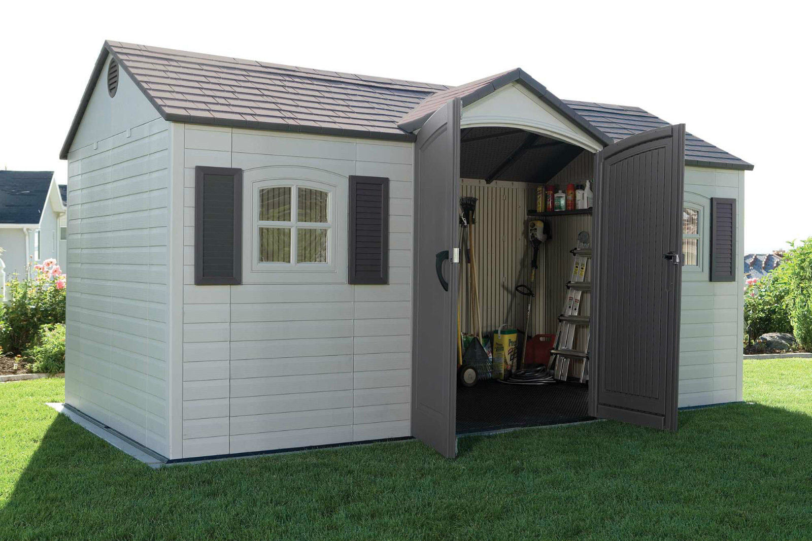 next day sheds shed plastic apex delivery winchester yyc p htm x garden large palram