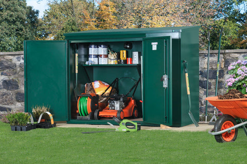 Our Heavy Duty Secure Shed Collection