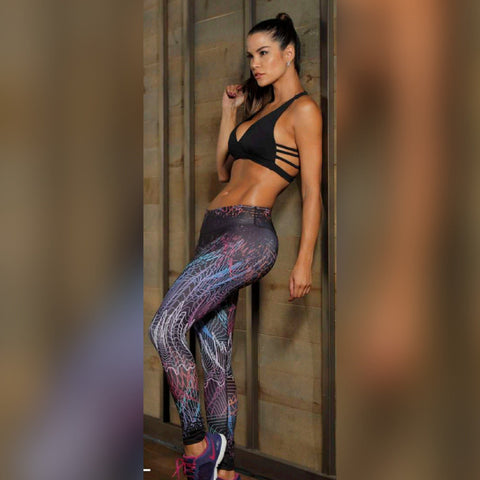 Leyla- prints leggings