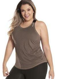Dovi Blouse Sports Taille Forte
