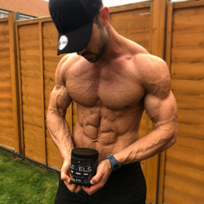 Review of our NEW pre-workout, LEVELS by Fitness Champion Nathan Barnes