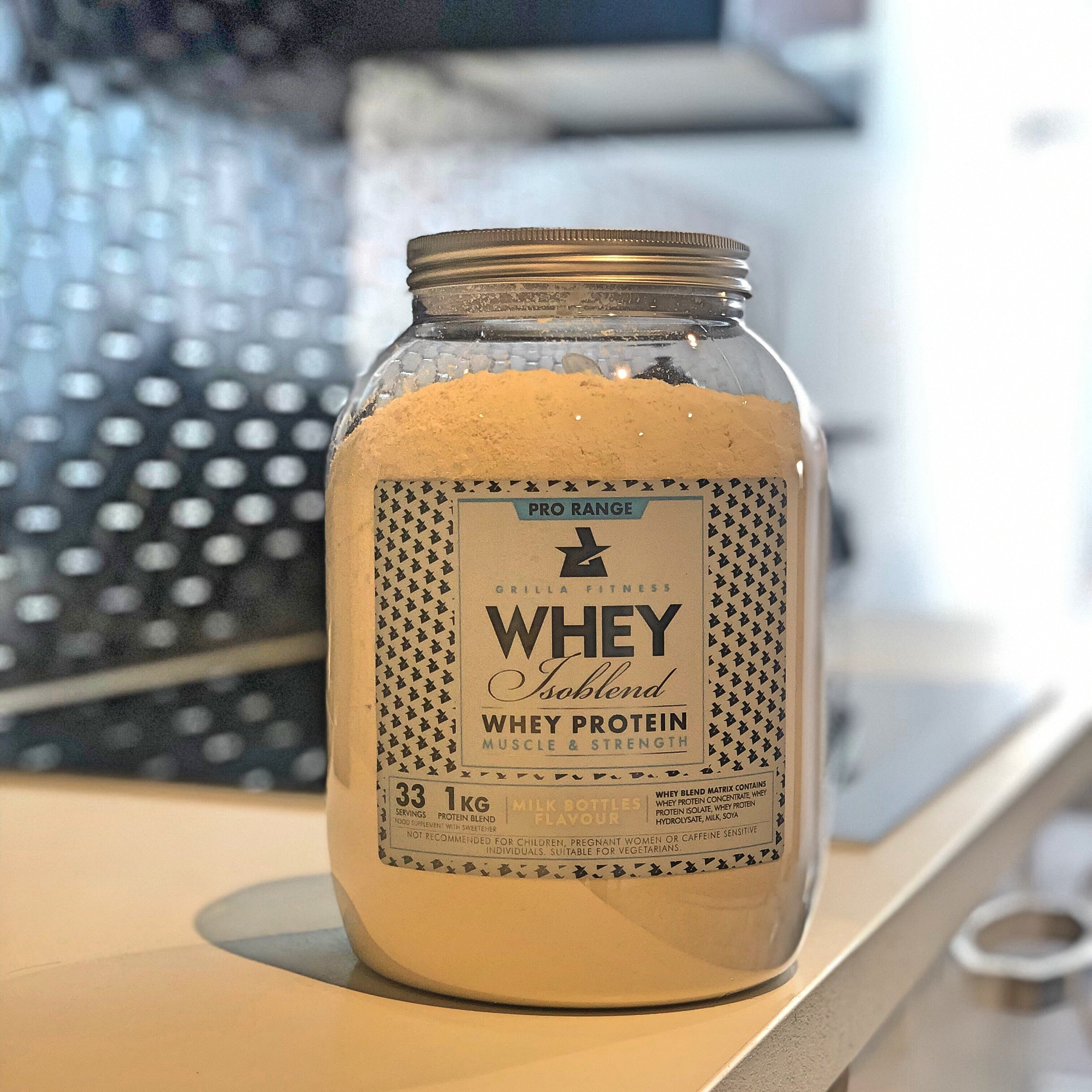 What is Whey protein, the Benefits & why is our IsoBlend protein sooo good?